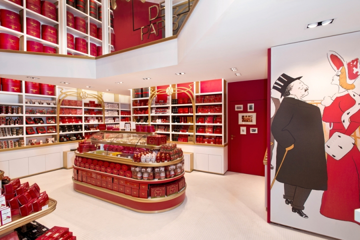 珠宝柜台定制 甜品展示柜