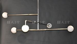 为刘一手火锅打造的造型灯