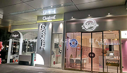 CHARLOTTE&SWE无锡万象城店完工