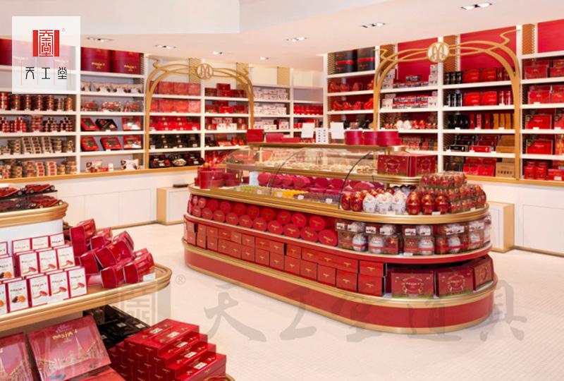 甜品展示柜