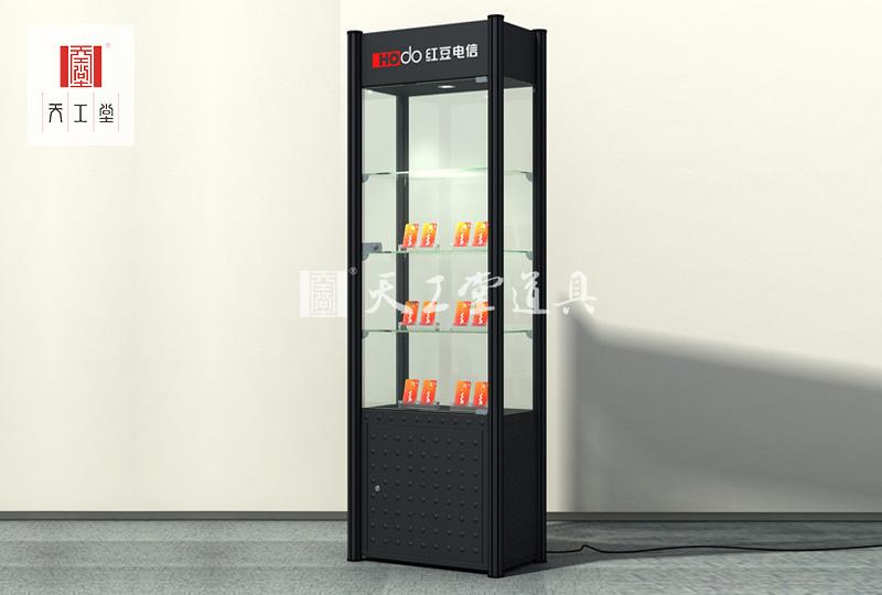 红豆手机展示柜