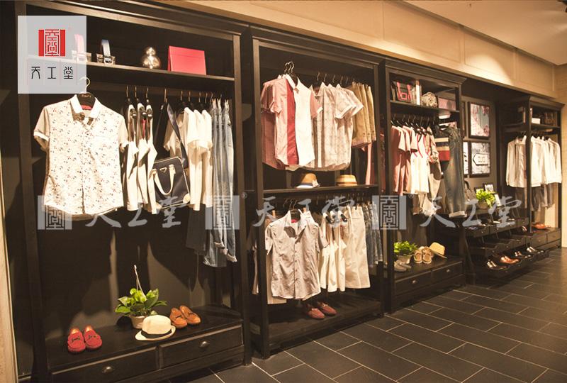 服装展示柜鞋柜